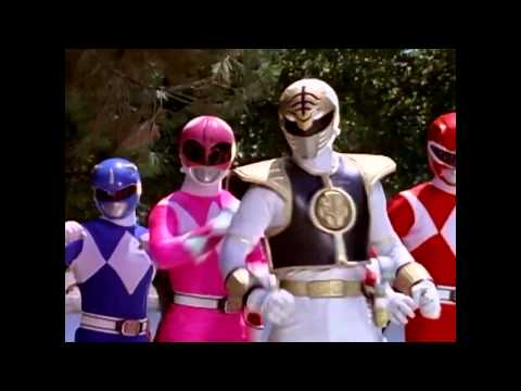 Mighty Morphin' Power Rangers - 20th Anniversary Complete Series Trailer