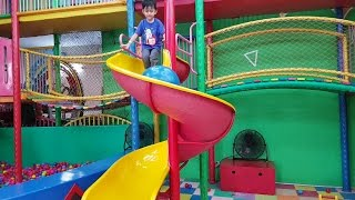 Mainan Anak | Indoor Playground | Kiddie Land Cilegon
