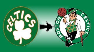 Boston Celtics Franchise History Logo Evolution