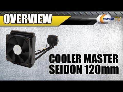 Newegg TV: COOLER MASTER Seidon 120M Water Cooler Overview