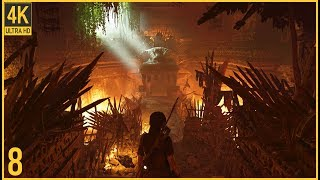 Shadow of the Tomb Raider - Path of the Living Walkthrough Gameplay (4K 60fps)