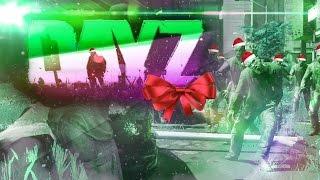 DayZ - Christmas Massacre!  (DayZ Standalone Christmas Fun!)