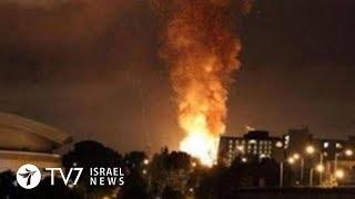 Syria: Israeli fighter-jet downed during strike - TV7 Israel News  30.11.18