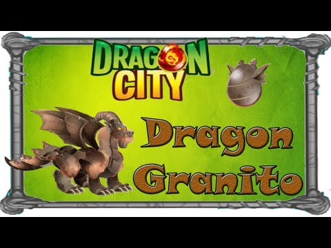 Dragon City - Dragon Granito - Review y combate