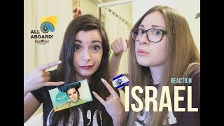 Netta - TOY | Eurovision 2018 Israel | Reaction