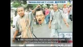Chinese Tore Sihanouk Photo