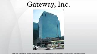 Gateway, Inc.