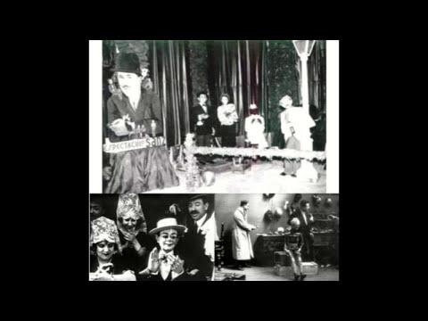 El ventrilocuo Sr. Sanz y sus Autómatas (1)