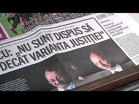 El Parlamento rumano pide al presidente Basescu que se vaya
