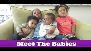 Meet The Babies vlog | February 2, 2016 #2