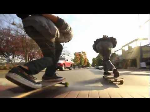 Longboarding: Chasing Fall