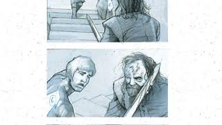 Game Of Thrones Season 8 Episode 5 Storyboard | Clegane Bowl | Final Season