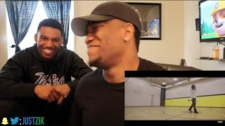 Montana Of 300 - White Iverson / Milly Rock (Remix)- REACTION