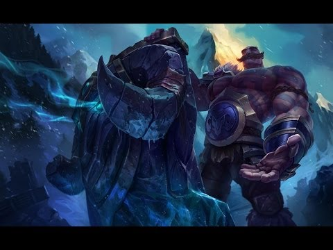 Braum: New Champion Teaser League of Legends LoL