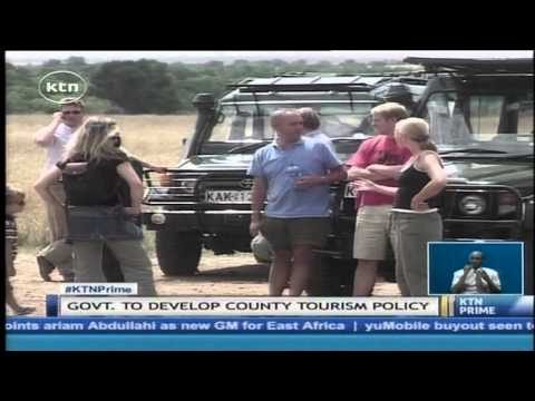Kenya's tourism industry looks to counties for more earnings