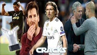 Premio UEFA: CR7 dentro, MESSI fuera | ¡MODRIC se enojó! | MOU 'ataca' al CITY; le responden