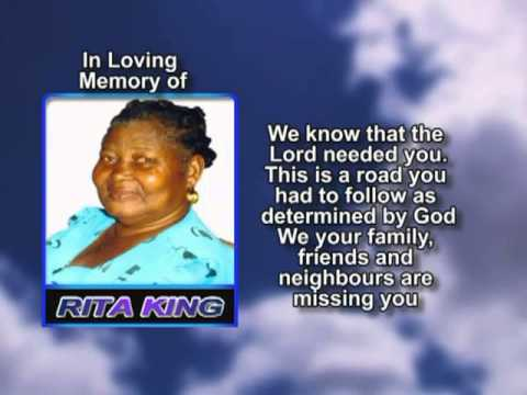 Rita King Memorial
