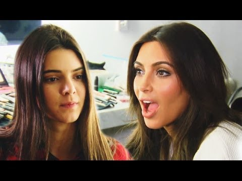 KUWTK Preview: Kim Kardashian & Kendall Jenner Fight