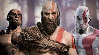 Kratos vypráví příběh série God of War   CZ /SK