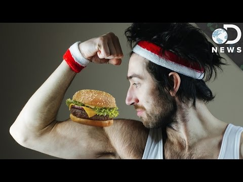Should You Eat Fast Food After A Workout?