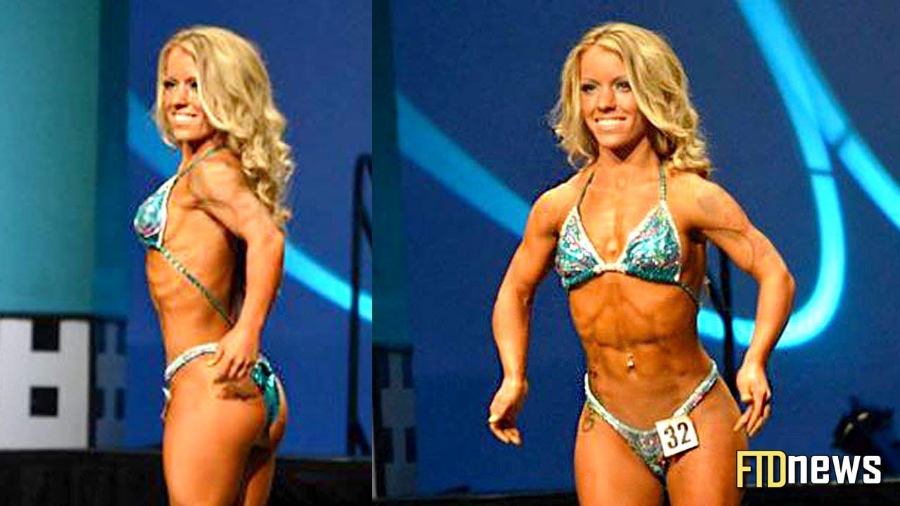 naked midget bodybuilding women