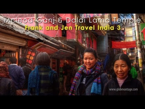 Mcleodganj, Dharamshala & Dalai Lama's Temple - Frank & Jen Travel India 3