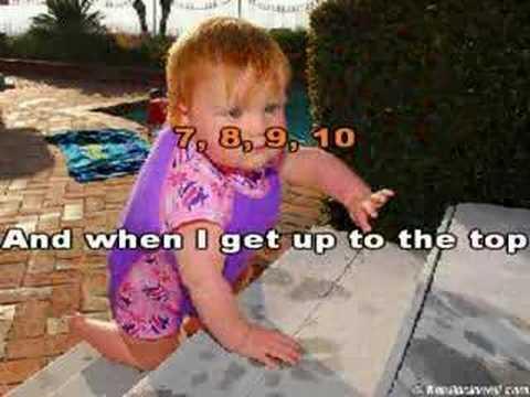I climb Ten Stairs