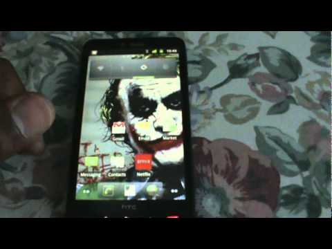 HTC HD2 Review Android 2.3 Gingerbread