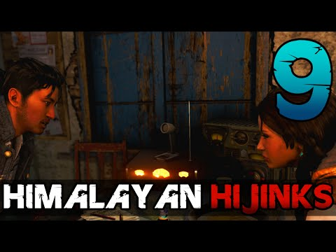 [9] Himalayan Hijinks (Let's Play Far Cry 4 PC w/ GaLm) [1080p 60FPS]