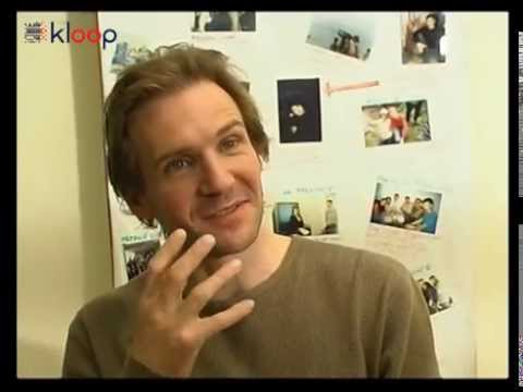 Interview with Ralph Fiennes - Kyrgyzstan, October 2003