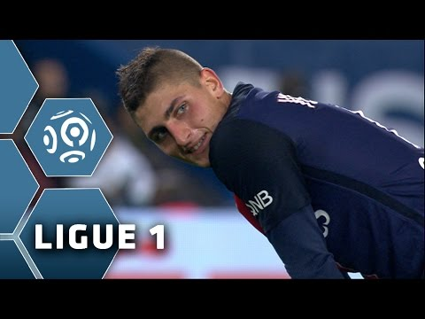 But Marco VERRATTI (74' csc) / Paris Saint-Germain - AS Saint-Etienne (4-1)-(PARIS - ASSE)/2015-16