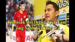 Vòng loại World Cup 2022-Kiatisak tự tin Thái Lan đánh bại cả Việt Nam và UAE