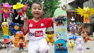 Trò Chơi Bé Kent Săn Con Vật ❤ ChiChi ToysReview TV ❤ Đồ Chơi Trẻ Em Baby Doli