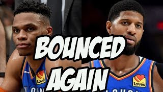OKC Thunder Lose in Round 1 Again - Are They Stuck?