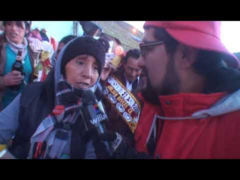 Serpentina del Perú - JUN23 - Aniversario Pomacocha. Yauli, La Oroya - Bloque 1