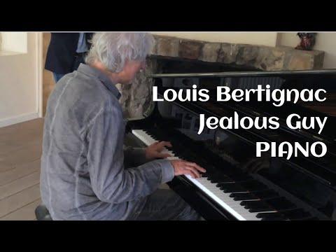 Louis Bertignac interprète Jealous Guy de John Lennon... au piano !