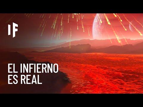 ¿Qué pasaría si viajaras al Planeta Infierno?