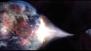 Video clip Khủng khiếp cảnh Trái Đất bị lỗ đen xé toạc, nuốt chửng