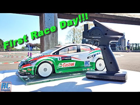 Tamiya TT-01 Race Build: Episode 13 - First Race Day 2019!!