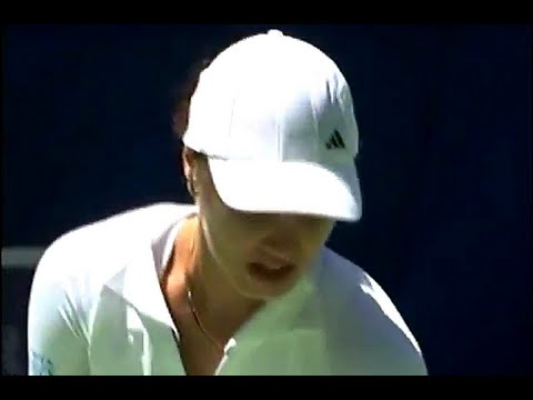 Jennifer Capriati vs Martina Hingis 2001 Australian Open Full Match