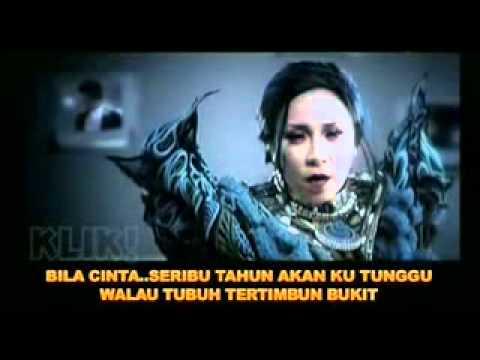 Melly G Ft. Irwansyah - Love Story (VC + Lyrics)