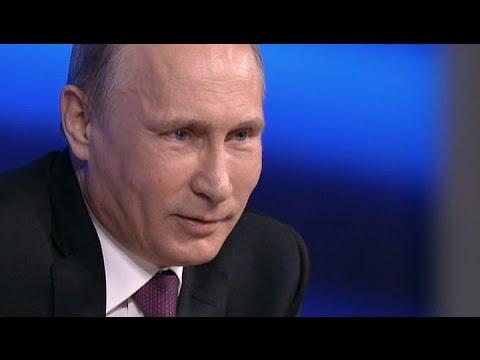 Не волнуйтесь, тёти: Путин рассказал о личной жизни