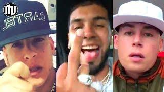 Wow Daddy Yankee Se Le Une A Anuel Y Cosculluela Se Sincera Sobre Todo
