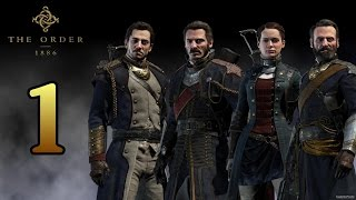 The Order 1886 Gameplay Ps4 Español Parte 1 - Prologo Soy Caballero - Walkthrough 1080p