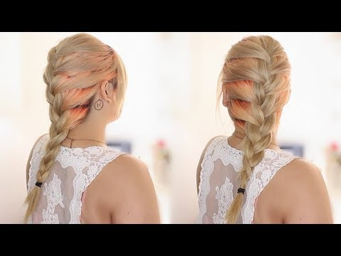Learn How To French Braid