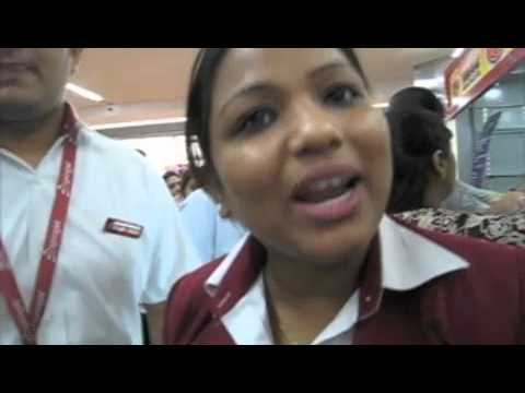 Rude staff of SpiceJet