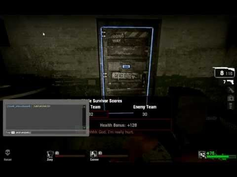 Left 4 Dead Epic SpeedRun in Versus Mode