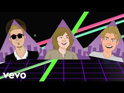 Owl City - Unbelievable (Animated Main Video) ft. Hanson