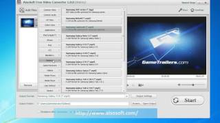 Samsung .3GP Converter - Free 3gp video converter for samsung mobile