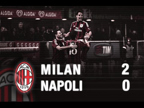 Milan-Napoli 2-0 Highlights | AC Milan Official